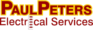 Logo, Paul Peters Electrical Services, Home Appliances in Macclesfield, Cheshire